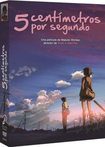 A 5 Centímetros Por Segundo [DVD]