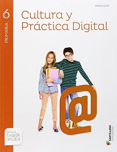 Cultura Digital 6 primaria Andalucia - 9788483055403