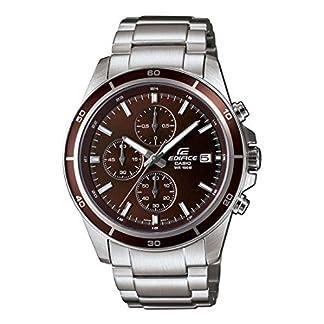 Casio Edifice Chronograph Brown Dial Men's Watch – EFR-526D-5AVUDF (EX094)