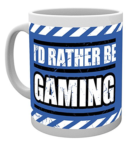 GB eye LTD, Gaming, Rather Be, Taza