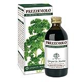 Dr. Giorgini Integratore Alimentare, Prezzemolo Estratto Integrale Liquido Analcoolico - 200 ml