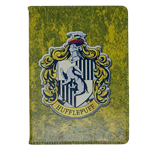Apple iPad Mini 1,2,3 Folio Harry Potter Häuser Hülle / Schützendes PU Leder Smart Flip Hülle / iCHOOSE / Haus Hufflepuff - Potter Mini Harry Ipad Case