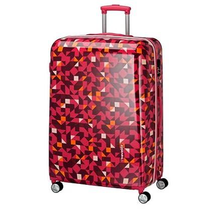 Travelite – Maleta Rosa rosa medium