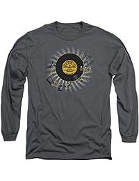 Sun - T-shirt manches longues pour hommes Créé