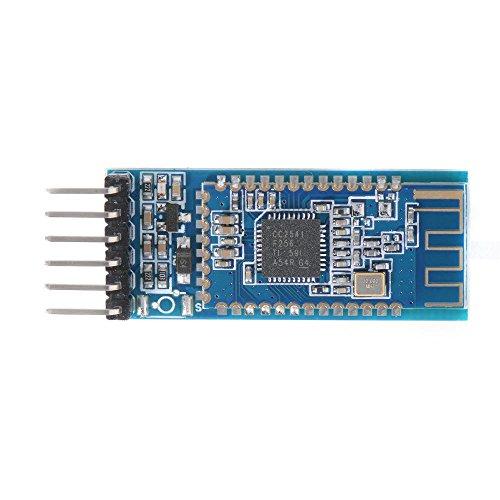 Preisvergleich Produktbild HM-10 Bluetooth 4.0 Modul + Schnittstellenkarte CC2541 Wireless Modul Arduino Android IOS