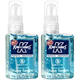 King of Shaves Sensitive Shave Serum 50ml TWIN-PACK