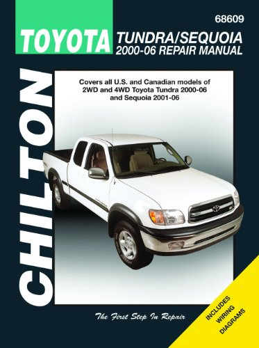 chiltons-toyota-tundra-sequoia-2000-06-repair-manual-covers-all-us-and-canadian-models-of-2wd-and-4w