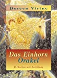 2 X Das Einhorn Orakel - 44 Karten mit Anleitungsbuch