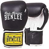 BENLEE - Guanti da Boxe Tough, Nero, 10 oz