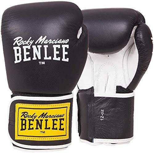 BENLEE Boxhandschuhe, Tough, schwarz Größe 10 Oz