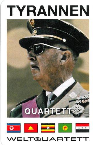 Tyrannen Quartett (Kartenspiel)