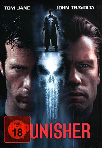 The Punisher - Extended Cut/Mediabook - Limitiert auf 99 Stück (+ DVD) [Blu-ray]