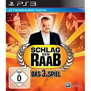 Schlag den Raab – Das 3. Spiel – [PlayStation 3]