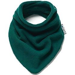 Bufanda polar de invierno para bebé/niño pequeño (Verde)