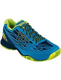 Wilson Kaos Clay Court Navy Wil - Zapatillas de tenis para hombre