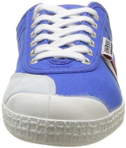 Kawasaki 23 Retro E14, Baskets mode homme Bleu (Coboltred/Whitestripes)