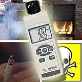 Misuratore di monossido di carbonio, rilevatore di CO per impianto di riscaldamento a gas CO5