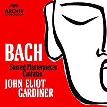 Bach: Sacred Masterpieces Cantatas (Coffret 22 CD)