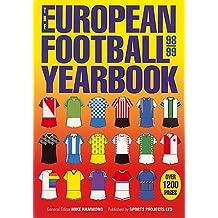 European Football Year Book 1998-99