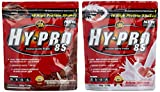 All stars Hy-Pro 85 Beutel 2er Mix Pack (2 x 500 g) Schoko/Erdbeere, 1er Pack (1 x 1 kg)