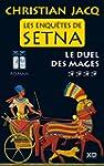 Les enqu�tes de Setna - tome 4 Le due...
