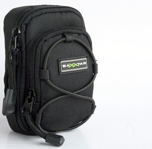 Bundlestar BLACKSTAR new V3 Kameratasche universal schwarz
