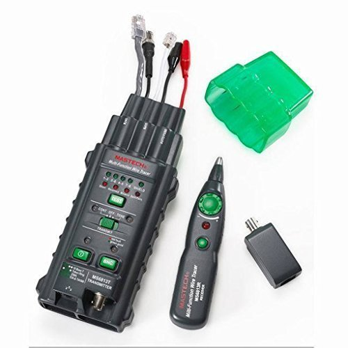Preisvergleich Produktbild Mastech MS6813 Multifunction Network Cable & Telephone Line Tester Detector Tracker Autoranging multimeter