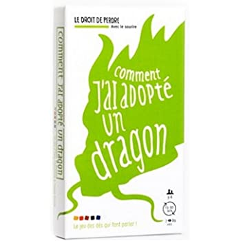 Le Droit de Perdre - JDCLON012 - Comment J'Ai Adopte Un Dragon - Le Jeu des dés Qui Font Parler