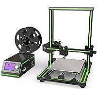 Anet E10 3D Desktop Multilingue Imprimante 3D Kits de Trousse en aluminium, Auto-Assemblage de Haute Précision, Imprimante 3D de Bureau Utilisation hors ligne