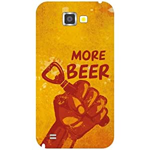Samsung Galaxy Note 2 Phone Cover - Matte Finish Phone Cover