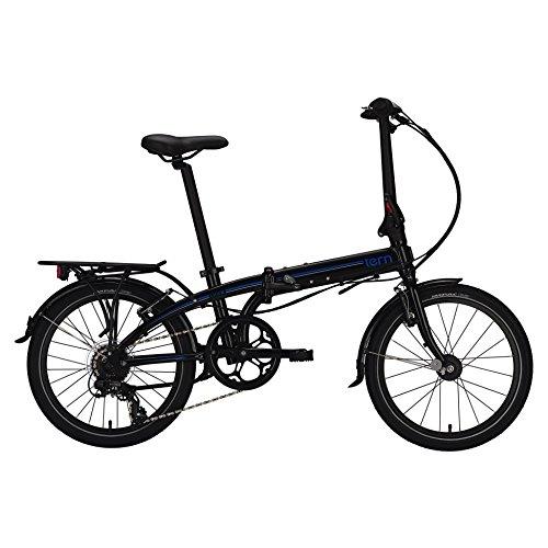 "tern Link C8 - Bicicletas plegables - 20"" negro 2016"