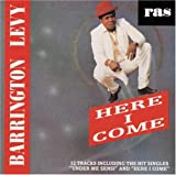 Songtexte von Barrington Levy - Here I Come