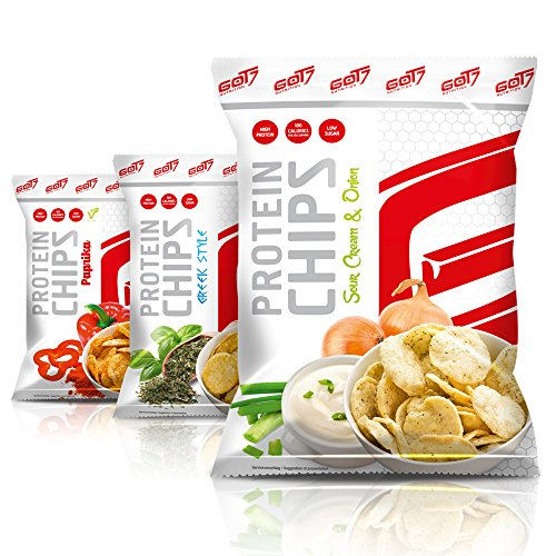 GOT7 Nutrition Proteinchips (6x50 g)