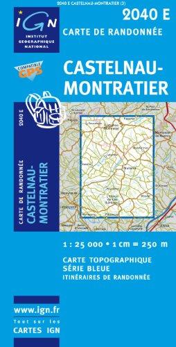 Castelnau-Montratier GPS: IGN2040E