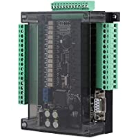 Controladores lógicos programables, FX3U-24MR PLC Tablero de control industrial Módulo de control industrial Salida de relé