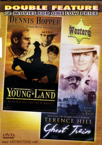 DVD Double Feature: Young Land / Ghost Train (slim-case) by Dennis Hopper