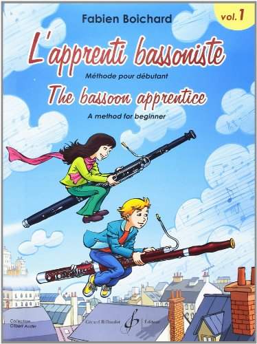 L'Apprenti Bassoniste Volume 1
