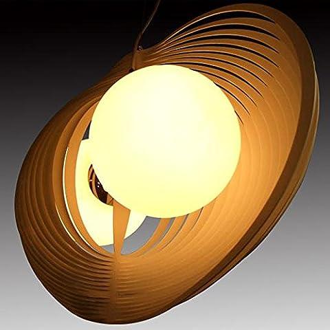 Fei & S lunga durata e vintage moderno lampadario in vetro, paralume lampadario, con miglior servizio 6 Gold