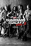 GUARDIANS OF THE GALAXY 2 – US Imported Movie Wall Poster Print - 30CM X 43CM Brand New