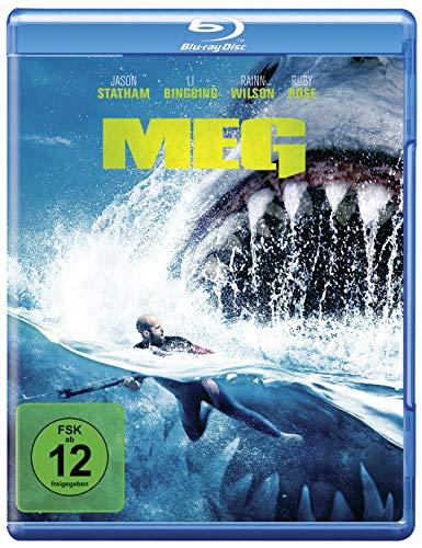 MEG [Blu-ray] - Boot Neues