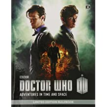 Dr Who Limited Edition Rulebook*OP