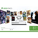 #5: Microsoft Xbox One S 1TB Console ( Free Game Pass)