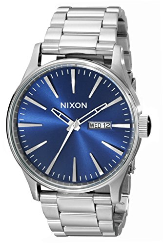 nixon-mens-a3561258-sentry-ss-watch