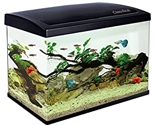 Classica Eco 45 Aquarium 45l Fish Tank Kit Led Lighting, Filter, Free Heater For Tropical Or Marine