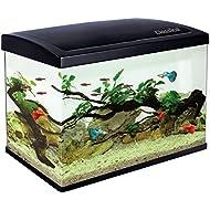 CLASSICA ECO 45 AQUARIUM 45L FISH TANK KIT LED LIGHTING, FILTER, FREE HEATER FOR TROPICAL OR MARINE