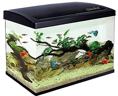 Classica Eco 4545L Aquarium-Set LED Beleuchtung, Filter, Heizung für tropische oder marine