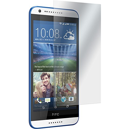 PhoneNatic 6er-Pack Bildschirmschutzfolien klar kompatibel mit HTC Desire 620