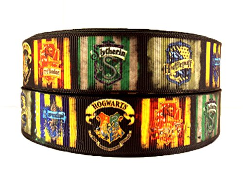 2m-x-22mm-HARRY-POTTER-GROSGRAIN-RIBBON-FOR-BIRTHDAY-CAKES-WEDDING-CAKES-GIFT-WRAP-WRAPPING-MOTHERS-DAY