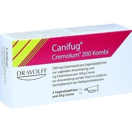 Preisvergleich Produktbild Canifug Cremolum 200 Kombi, 1 St.