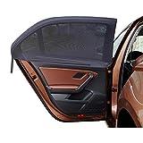 Fontic 2er-Pack Sonnenschutz Sonnenblende Auto schützt Mitfahrer